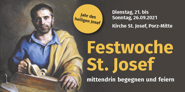 Festwoche St. Josef